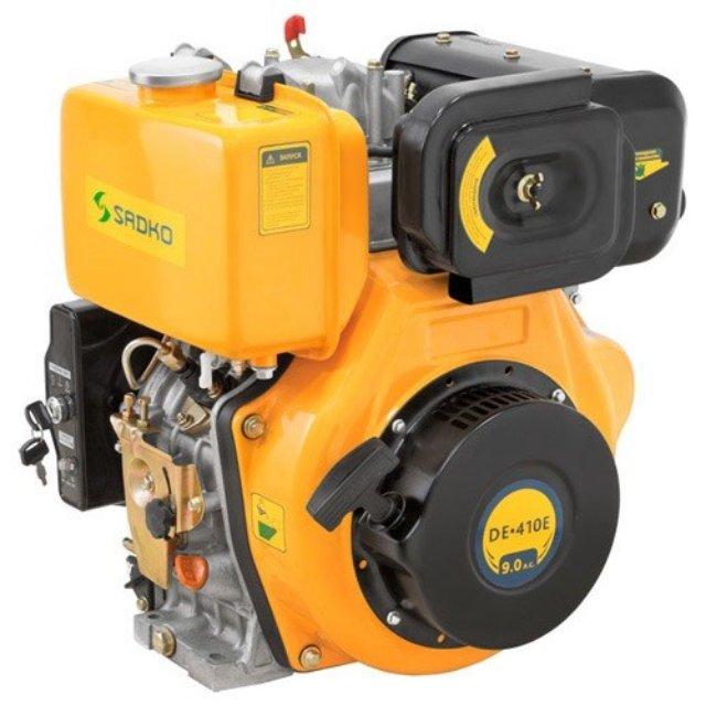 Обзор дизельных двигателей Sadko