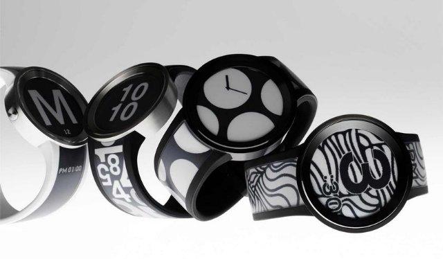 Sony выпустит часы-хамелеоны FES Watch U в Европе