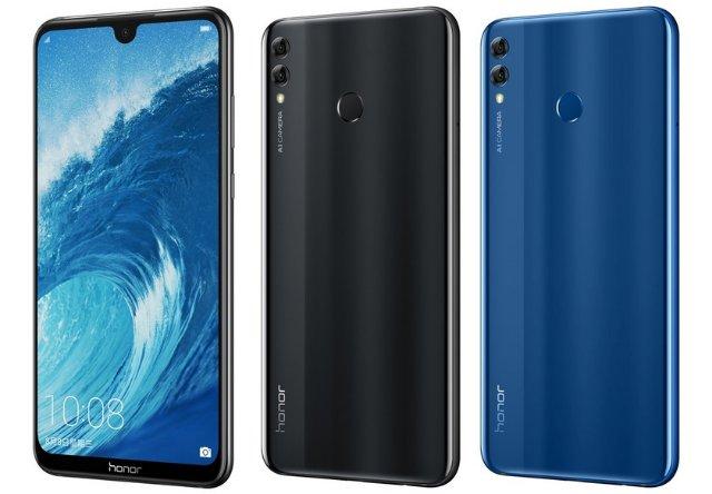 Huawei показала гигантский Honor 8X Max до анонса
