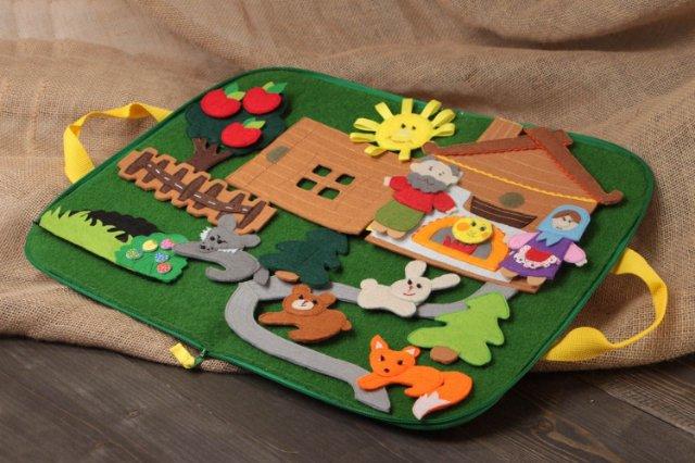 Развивающие игрушки и их функции