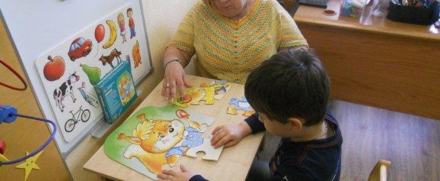 Пазлы в помощь развития ребенка