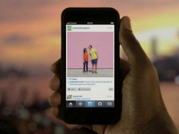 «Переплюнуть» YouTube:  Instagram порадует пользователей часовыми видео