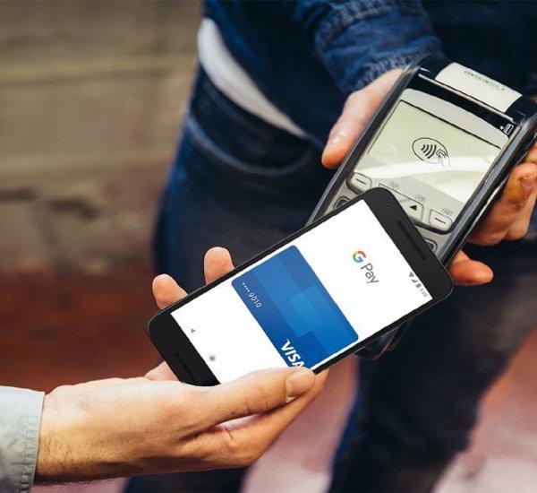 Сбербанк первым в России начал принимать онлайн-платежи через Google Pay