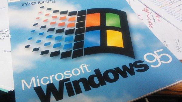Windows 95 превратили в приложение для OC