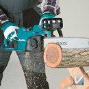 Бензопила – незаменима при заготовке дров