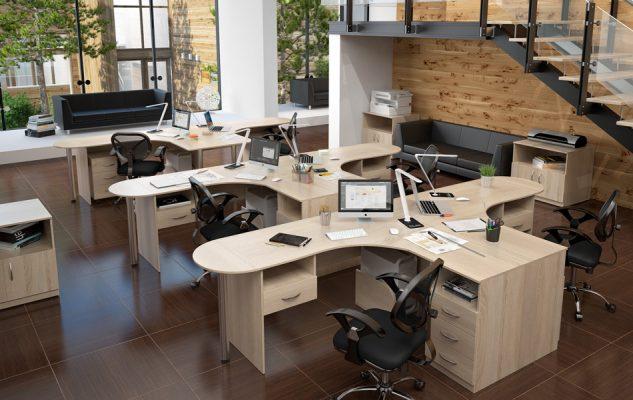 Где приобрести офисную мебель с гарантией
