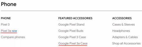 Google нечаянно рассекретила новые «пиксели»