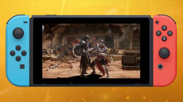 Зато без лагов: вот как выглядит Mortal Kombat 11 наNintendo Switch