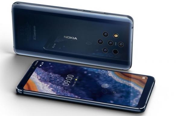 Nokia 9 PureView можно разблокировать любым предметом