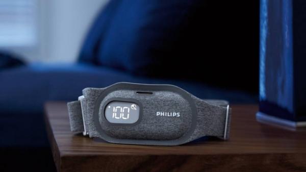 Умный ремень Philips избавит от храпа