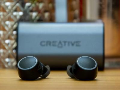 Creative Outlier Air: 30 часов без проводов