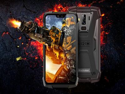 Blackview BV9700 Pro: защита военного уровня, Helio P70 и Android 9