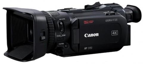 Canon представила две 4K-видеокамеры для творческих съёмок