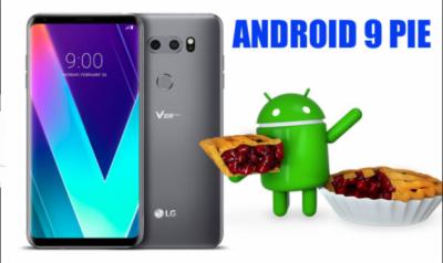 Смартфоны LG получат обновление Android Pie