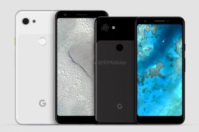 В Сети показали Google Pixel 3