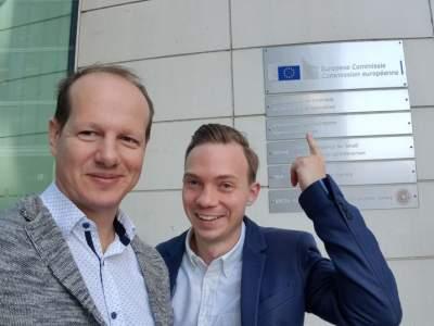 Украинский стартап получил 1 млн евро от Еврокомиссии