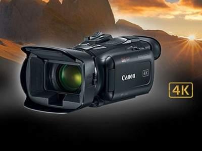 Canon представила новые 4K-видеокамеры