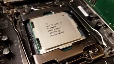 В продаже появился процессор Intel Core i9-9990XE