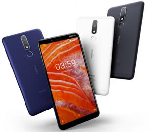 Nokia 3.1 Plus получает обновление безопасности