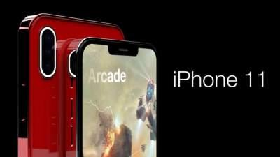 В сети появился новый концепт iPhone 11