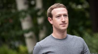 Акционеры Facebook хотят снять Цукерберга с поста главы