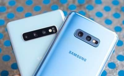 Samsung готовит мощное обновление Galaxy S10
