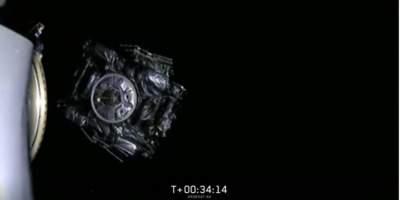 Илон Маск готов повторно использовать части Falcon Heavy