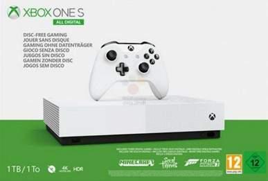 Xbox показали новую игровую консоль
