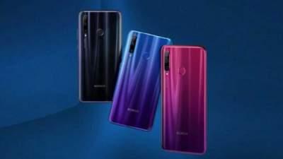 Honor представил новый смартфон 20i