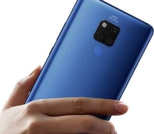 Huawei анонсировал смартфон с 5G