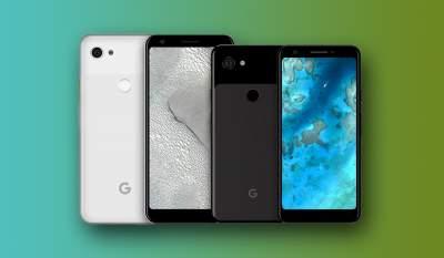 В Сети появились первые рендеры Google Pixel 3a и 3a XL