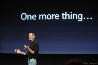 Apple проиграла права на знаменитое высказывание Стива Джобса