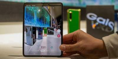 Huawei представил новый складной смартфон Mate X
