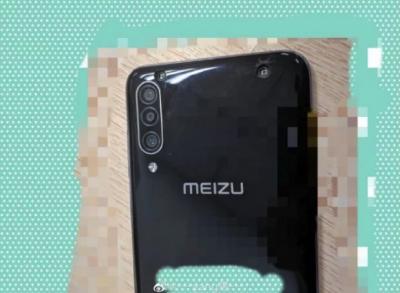 Смартфон Meizu 16T появился на фото