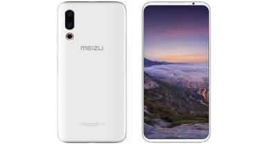 Новый смартфон Meizu представлен официально