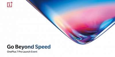 Названа дата выхода смартфонов OnePlus 7 и OnePlus 7 Pro