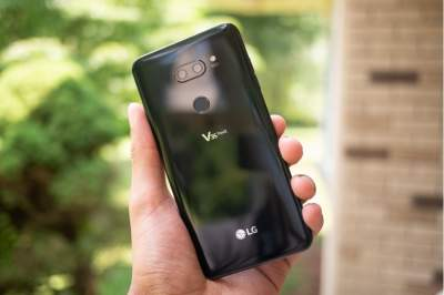 LG выпустила прошивку Android Pie для LG V35 ThinQ