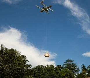 Беспилотники от Google начнут доставку товаров в США