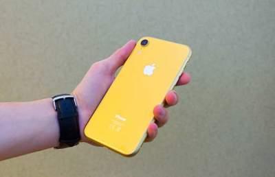 Назван самый популярный смартфон Apple в США