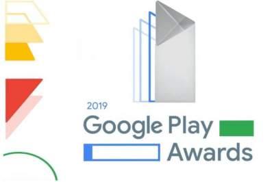 Названы приложения-номинанты на Google Play Awards 2019