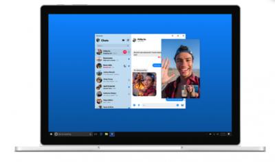 Facebook анонсировал «лёгкий» Messenger