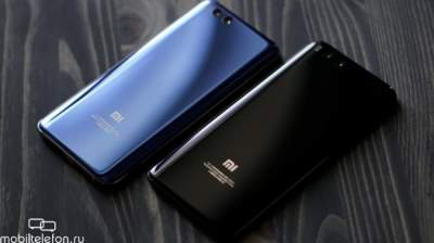 Смартфон Xiaomi Mi 6 получил бета-версию MIUI