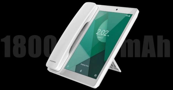 Анонс Poptel V9: планшет в виде домашнего телефона