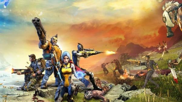 Убийца уже здесь: создатель Borderlands считает, что Epic Games Store разрушит Steam