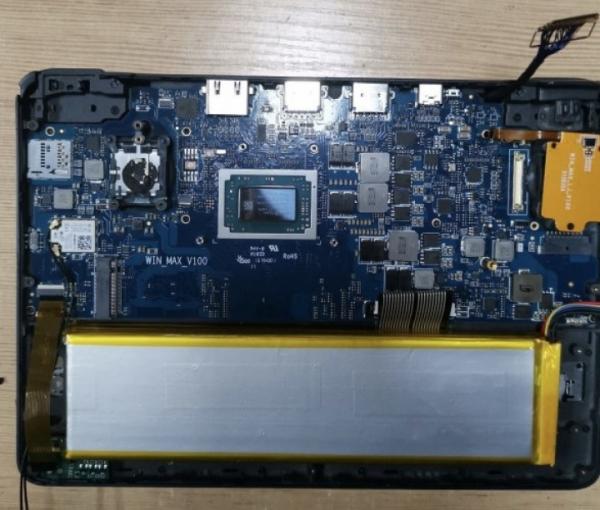 GPD выпустит портативную консоль Win Max на процессоре AMD Ryzen