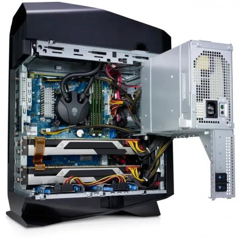 Dell представляет в России новые игровые ПК и ноутбуки Alienware