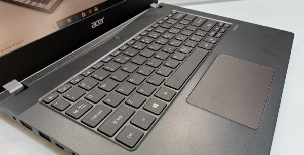 Acer показала новую линейку тонких ноутбуков для работы и дома