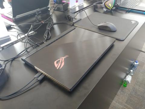 ASUS показала новые ноутбуки для киберспортивных игр