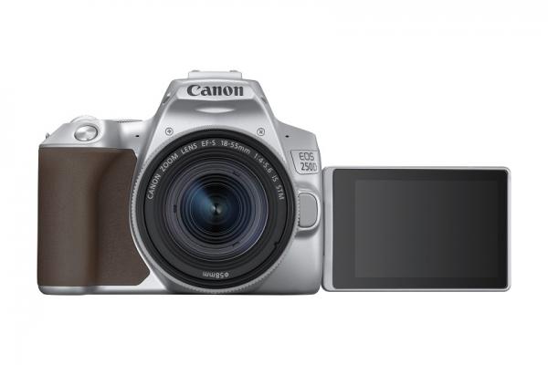 Canon EOS 250D: для поклонников экстремальной съёмки