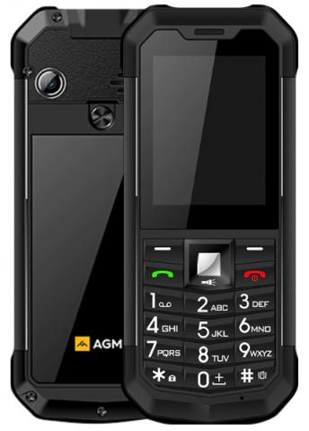 AGM M3 — неубиваемая «звонилка» за 2000 рублей